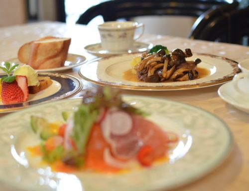 季節の肉料理のコース